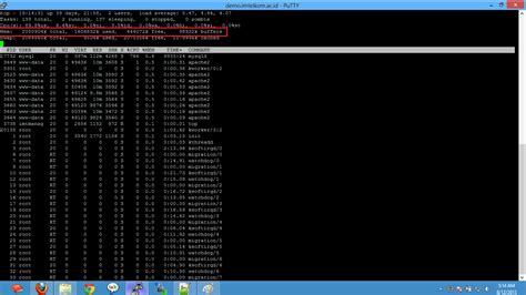 tutorial linux ubuntu bahasa indonesia system monitoring di linux ubuntu tutorial linux ubuntu