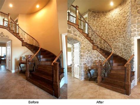 home reno house renovation before and after interior pinterest