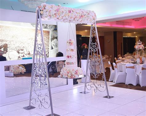 wedding arch hire glasgow asian wedding cakes