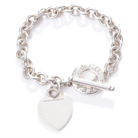 co sterling silver toggle bracelet 45777