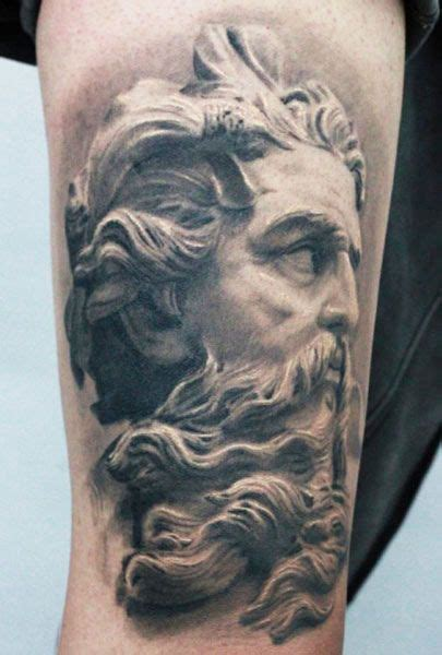 poseidon tattoo meaning 130 best images about on