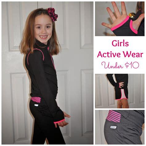danskin  active wear   girls