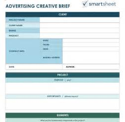 brief template creative brief template design brief all form templates