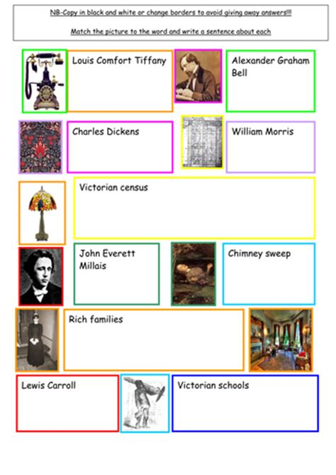 charles dickens biography ks1 victorian pack worksheets and activities by sairer