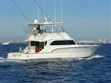 davis boats price reduced on this 50 buddy davis sport fishing yacht