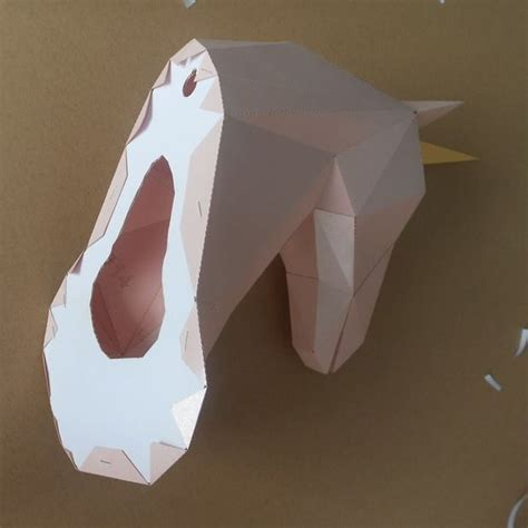 Papercraft Unicorn - unicorn papercraft all