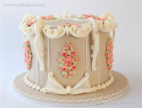 17 Best ideas about Royal Icing Cakes on Pinterest   How