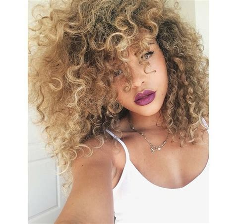 curly afro hairstyles tumblr curly hair swag via tumblr image 2359950 by miss dior