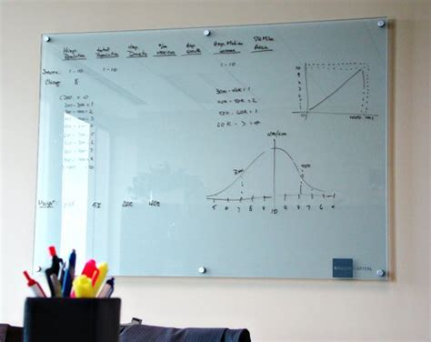 whiteboard design at home diy glass whiteboard ideas diy craft projects