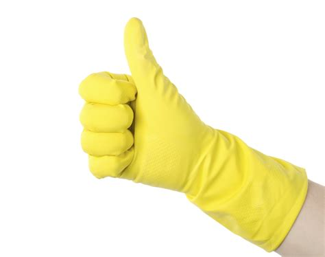 Cleaning Glove which rubber gloves scrub up the best for my needs