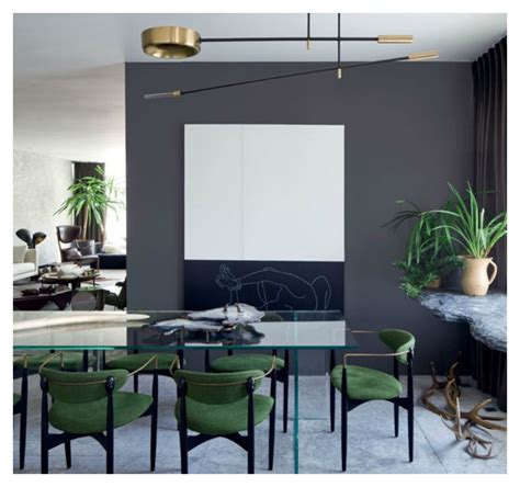 Green Interiors by How To Use Emerald Green In Interior Design Moody Monday
