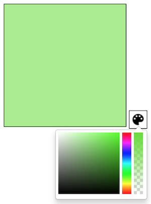 bootstrap color changing div background using bootstrap colorpicker phppot
