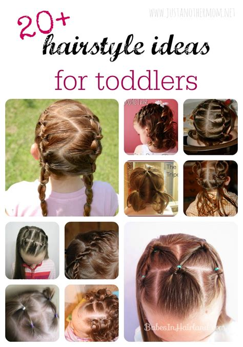 Hairstyles For Toddlers by 20 Toddler Hairstyles For