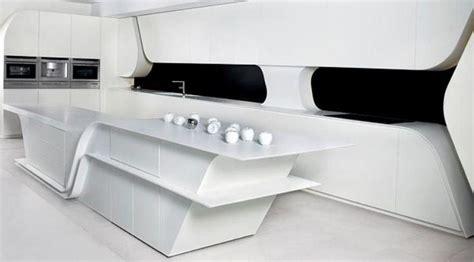 Design For Futuristic Kitchen Ideas Bisbell Magnetic Products Kitchen Inspiration Futuristic Kitchen