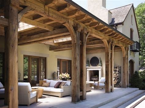 Magnificent Covered Patio Designs For Memorable Spring And