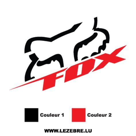 Auto Sticker Fox by Sticker Fox Racing 3