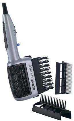 Hair Styler Dryer With Cool Setting On Bonnet by Conair Sd4p Unisex Hair 1875 Watt Styler With Three