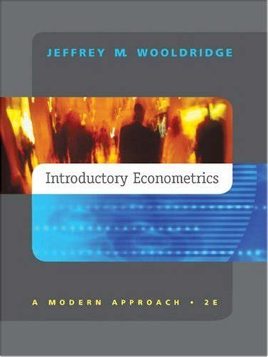 introductory econometrics books jeffrey m wooldridge author profile news books and