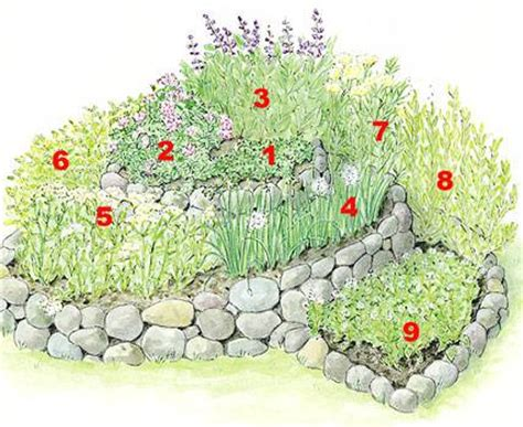 herb garden plan how to build a spiral herb garden spiral garden design