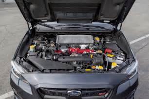 Most Powerful Subaru Engine 2015 Subaru Wrx Sti Drive Automobile Magazine
