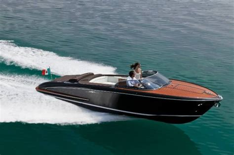 exclusive boat brands riva presents luxury powerboat iseo through its dealer