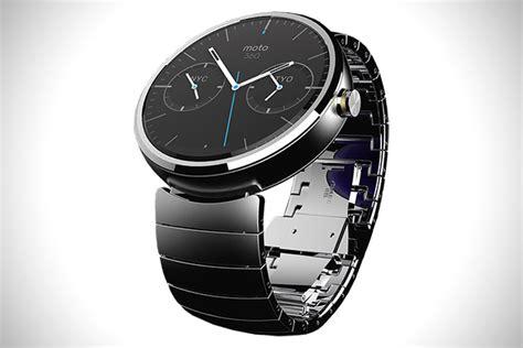 Smartwatch Moto 360 Motorola Moto 360 Smartwatch Hiconsumption