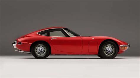 Toyota 2000gt Bond by Toyota 2000gt Celebrates 50 Years As Bond S Car