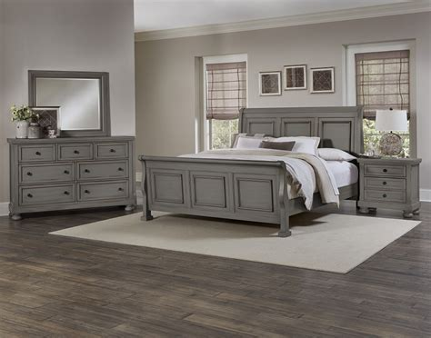 Bassett Furniture Bedroom Sets Reflections Collection Reflections Br Col Bedroom Groups Vaughan Bassett