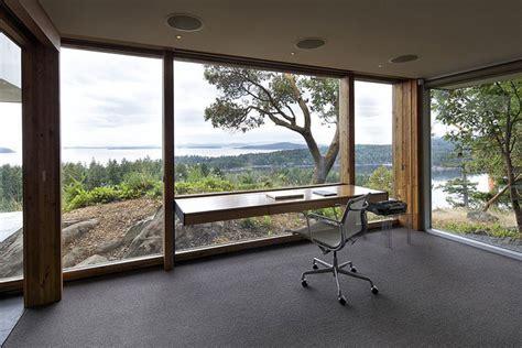 idee arredo ufficio 25 spettacolari idee di arredo ufficio a casa con vista