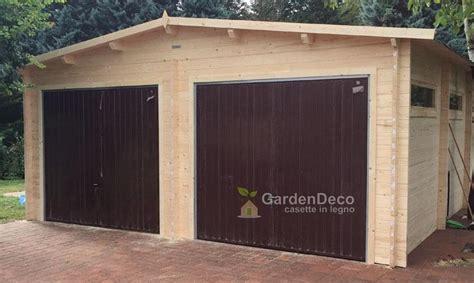 garage da giardino garage in legno da giardino per auto gardendeco it