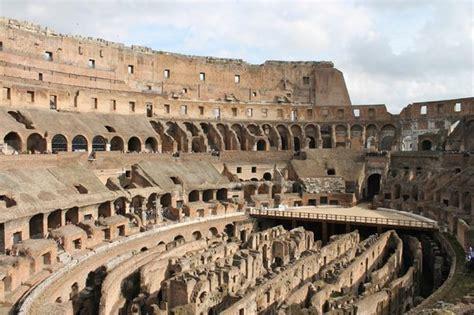 colosseo interno interno colosseo foto di colosseo roma tripadvisor