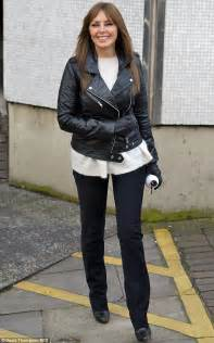 Daily Mail Boots Detox by Budding Aviator Carol Vorderman Leaves Itv Studios In
