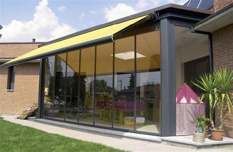 veranda prefabbricata verande a roma su misura in vetro alluminio pvc magifer