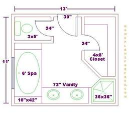 luxury master bathroom floor plans free bathroom plan design ideas click image to this