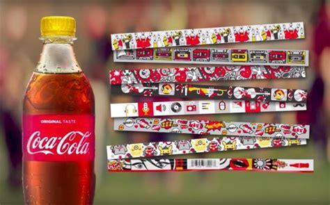 coke invents bottle label  doubles  festival