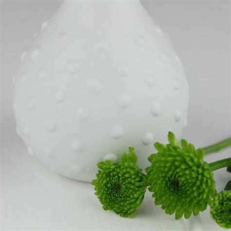 Engraved Flower Vase by Porcelain Engraved Flower Vases By Nest