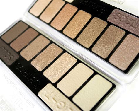 Diskon Catrice The Blossom Collection Eyeshadow Palette catrice new products for 2017 parokeets