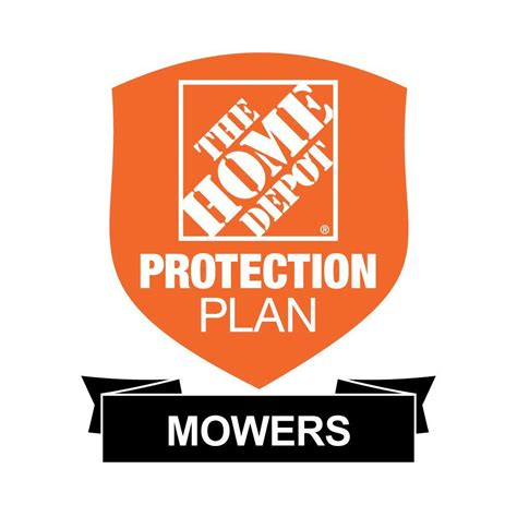 the home depot 2 year protection plan for mowers 50 99