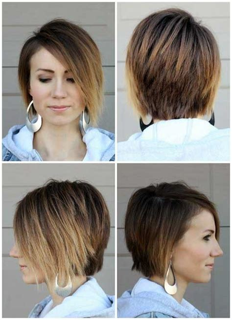 pixie haircut ombre 25 straight short hairstyles 2014 2015 short