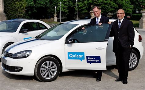 Vw Autohaus Hannover by Vw Testet Carsharing In Hannover Autohaus De