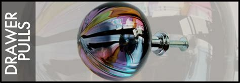 glass cabinet knobs and pulls funky home decor