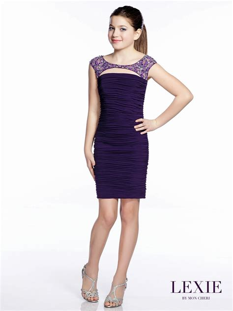 lexie  mon cheri tw junior party dress