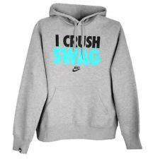 Zipper Hoodie Nike Swag Hitam zip up hoodies baggage clothing