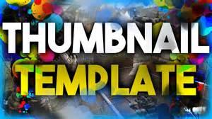 thumbnail templates free gaming thumbnail template by madgamers