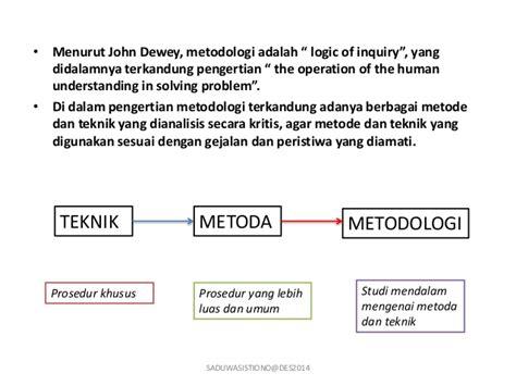Diskursus Metodologi bahan kuliah mpp