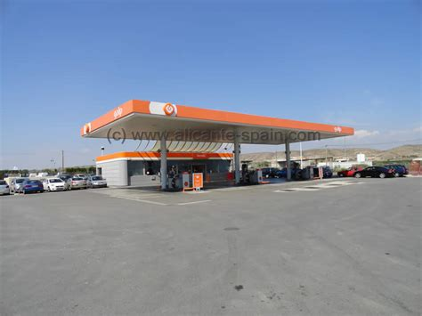 Closet Petrol Station by Alicante Airport Car Hire Where Is The Nearest Gas Station