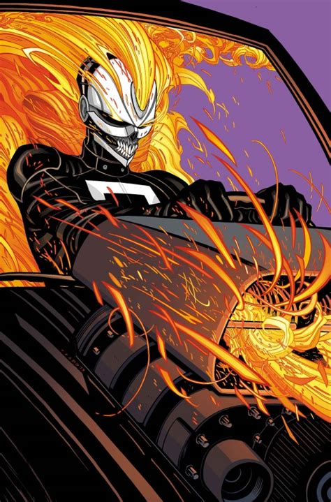 The New Ghost all new ghost rider 2 preview