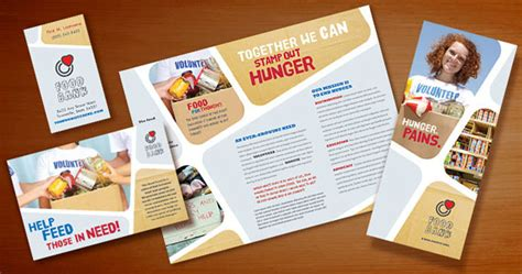 food bank designs to help st out hunger graphic