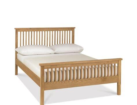 Bed Frames Atlanta Atlanta Oak High Footend Bed