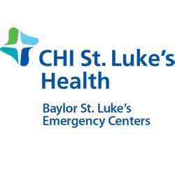 st luke s emergency room baylor st luke s emergency center huntsville emergency rooms 540 i 45 s huntsville tx
